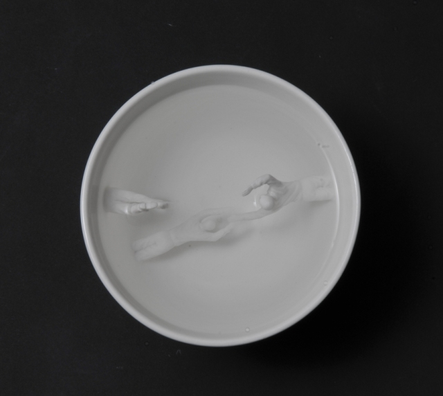 Bowls of Fantasy/ Johnson Tsang / Porcelain / 2011