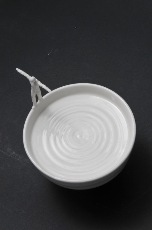 Bowls of Fantasy/ Johnson Tsang / Porcelain / 2011