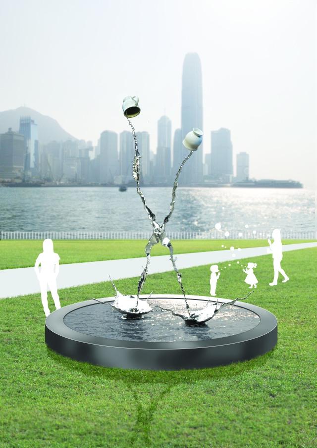 Yuanyang by Johnson Tsang Cheung Shing