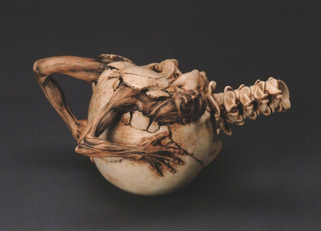 Shell Champion, Teaware by Hong Kong Potters Competition  2001