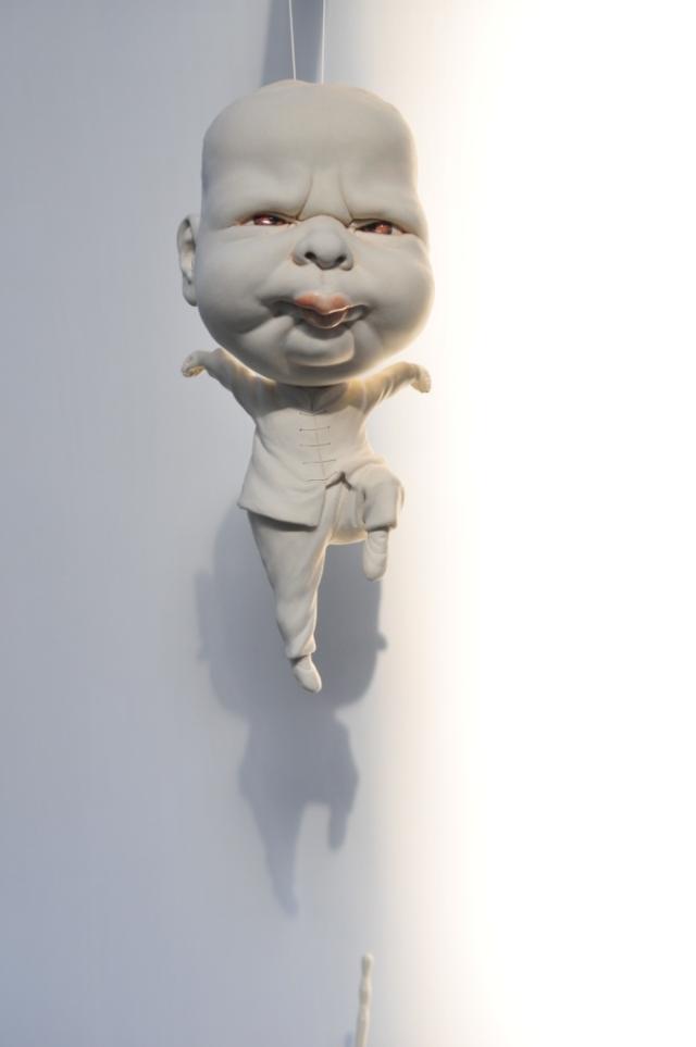 展期 Date: 7.12.2013~19.1.2014  活著的泥土 - 曾章成陶藝個展 台灣鶯歌陶瓷博物館 Yingge Ceramics Museum, Taiwan