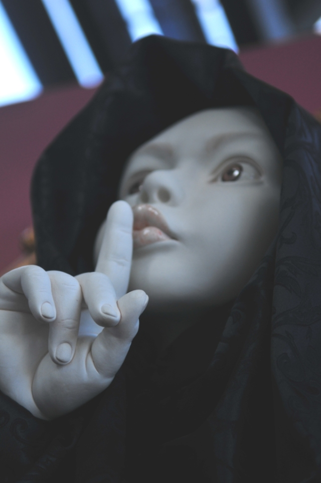 展期 Date: 7.12.2013~19.1.2014  台灣鶯歌陶瓷博物館 Yingge Ceramics Museum, Taiwan 互動裝置作品 Interactive works