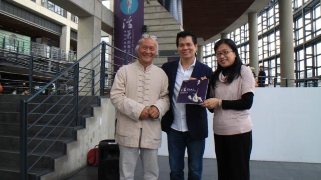 感謝陳景亮老師撥冗作主禮嘉賓及贈言,和陶博館陳寶珍秘書的支持,也十分感謝陶博館的同人 。