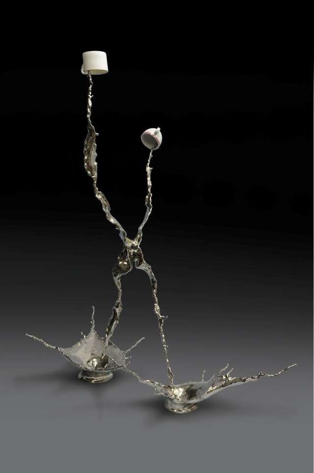 Yuanyang / 2012 / Stainless  steel