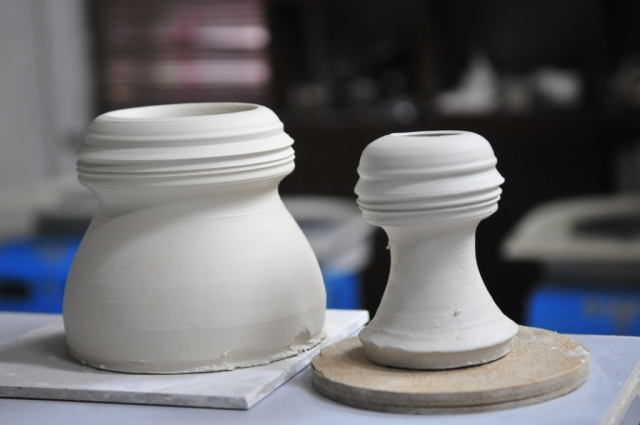 Porcelain Throwing  27 Jun 2014
