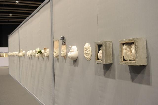 Display in the Hong Kong Sculpture Biennial 2016 @ Fine Art Asia 2016 (2 to 4 Oct 2016, 11 am – 7 pm, 5 Oct 2016, 11 am – 6 pm Hall 5, Hong Kong Convention and Exhibition Centre, Wan Chai, Hong Kong)